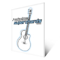 Guitar Chord Guide Book